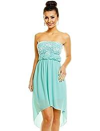 144857a97ec6 Princess Brautmoden Sexy Vokuhila Partykleid, Abendkleid, Cocktailkleid in  verschiedenen Farben