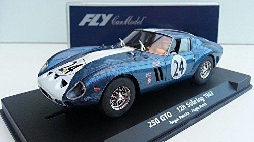 FLy Slot SCX Scalextric 88211 Ferrari 250 GTO 12.h