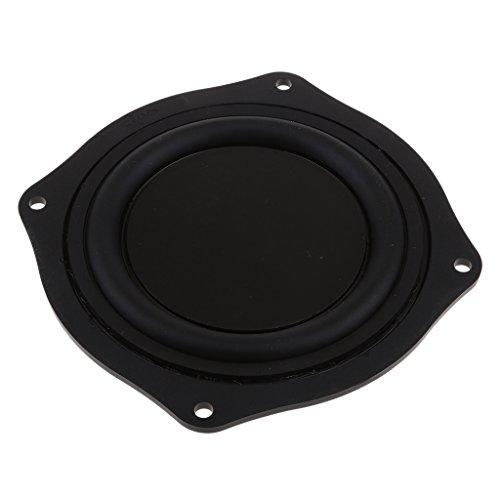 D DOLITY Multimedia Bass/Mitteltöner Passiver Heizkörper Vibrationsplatte Membran