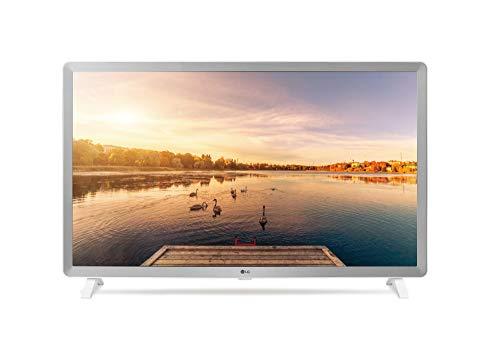 LG 32LK6200.AEU - TV LED Full HD, 32', AI Smart TV ThinQ webOS 4.0 con Sonido Virtual Surround 2.0, USB y HDMI, Blanco Perla