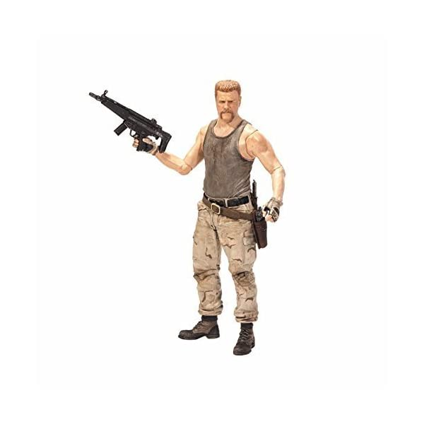 McFarlane Toys Walking Dead TV Abraham Ford Figure by McFarlane 1