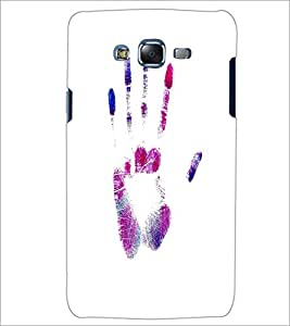 PrintDhaba Hand Print D-2054 Back Case Cover for SAMSUNG GALAXY ON 5 (Multi-Coloured)