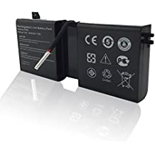 SIKER® 14.8V 77Wh Nueva batería del ordenador portátil para Dell Alienware 17 18 18x serie M17x R3 R5 M18X 2F8K3 02F8K3 KJ2PX 0KJ2PX G33TT 0G33TT