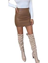 Amazon.es  minifalda - L   Mujer  Ropa ca793e270a75
