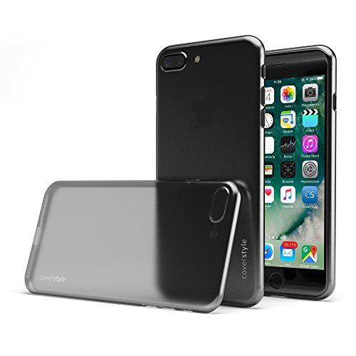 Vankwok Cover iPhone 7 Sottile Custodia iPhone 8 Silicone TPU