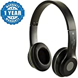Captcha Portable B-460 Wireless Bluetooth Headphones With Tf Card Support