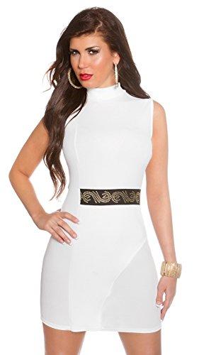 KouCla - Robe - Femme Blanc - blanc