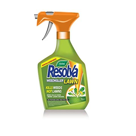 Resolva Lawn Weedkiller Extra Ready to Use, 1 L