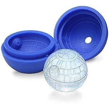 LIFECART Star Wars Todesstern Eiswürfel, Silikon