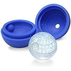 FRE 184448 - Molde para hielo de silicona, diseño Star Wars