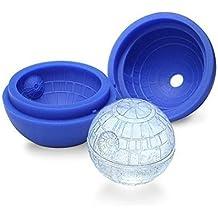 FRE Star Wars Death Star Cool spéciale Silicone plateaux moules à glaçons pour Summer Party