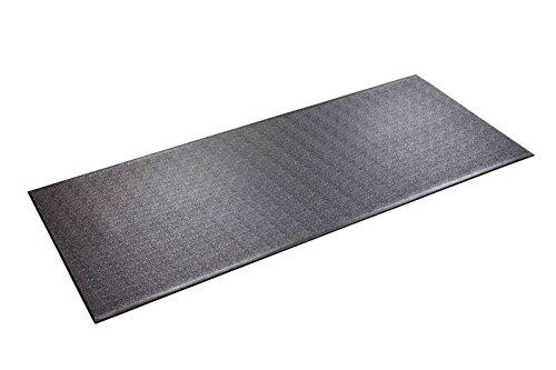 41SbzTHRtPL - BEST BUY #1 Supermats Heavy Duty P.V.C. Mat for Treadmills/Ski Machine (2.5-Feet x 6-Feet) Reviews and price compare uk