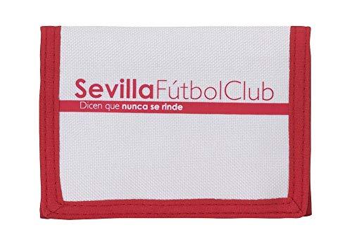 Safta Cartera Billetera Oficial Sevilla F.C. 125x95mm