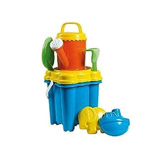 Androni Giocattoli S.R.L. Bucket Castle Uni (7-Piece Set)