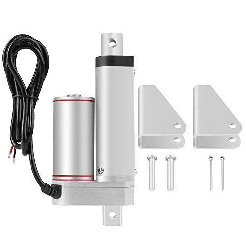 Linearantrieb - Elektrischer Linearantrieb 50mm Hub Hochleistungstransport- 750N Straight Line Elektrischer Linearantrieb 24V