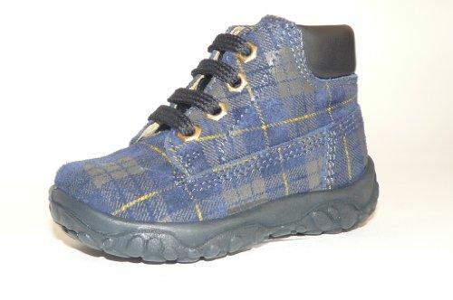 Naturino , Chaussures de ville à lacets pour garçon Bleu - Bleu