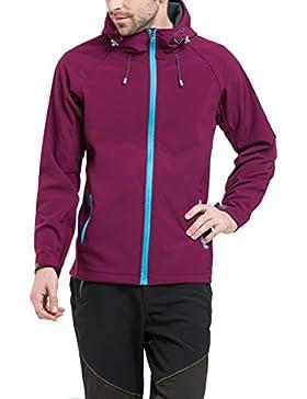 Zhuhaitf Hermoso soft Shell Outdoor Coat Men Coat Winter Windproof Hooded Sport Coat