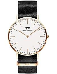 Daniel Wellington Herren-Armbanduhr DW00100257
