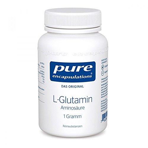 Pure Encapsulations L-glutamin 1 g Kapseln 90 stk