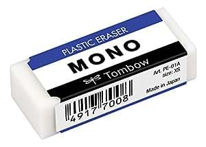 Tombow Mono XS Gomme PVC sans phtalates/latex 11 g
