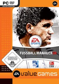 Unknown Artist - Sports Fussball Manager 2008 CD-Rom - PC