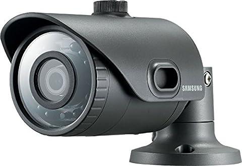 Samsung SNO-L6013R Sicherheit Kameras - Sicherheitskameras (IP, Innen & Außen, Bullet, Verkabelt, MicroSD (TransFlash), MicroSDHC, MicroSDXC,