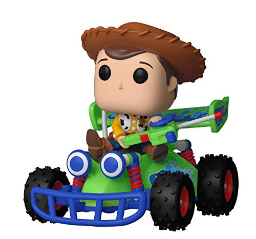 Funko 37016 POP Rides: Toy Story: Woody w/RC Multi