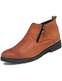 2018 Herren Stiefel Sommer Shoes, Männer vertraglich Stiefeletten, Freizeit  Klassische High Top Mode britischen 38835ca28c