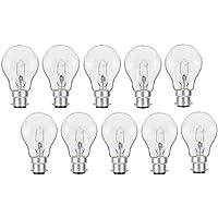 Luminizer 10 x Eco Halogen Glühbirne A55 B22 70W=92W dimmbar warmweiss 3045