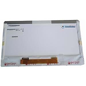 """Visiodirect® Dalle Ecran 17,3"""" LED Droite WXGA+ Type B173RW01 VO V.O pour portable -"""