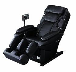 Alpha Techno MA 59 massage chair, black