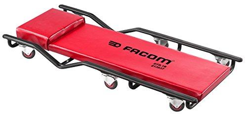 Facom DTS.1BPG - Chariot de visite - Résistant aux hydrocarbures - 6 roulettes - 8,2kg
