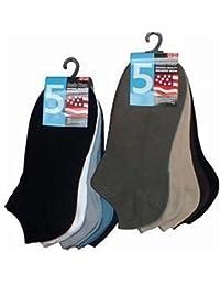 ORIGINAL WOWERAT 10 Paar Original-American-Life-Style-Sneaker-Socken