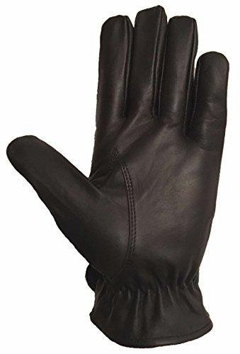 Lederhandschuhe mit Quarzsandfüllung Defender Einsatzhandschuhe (XXL) - 3