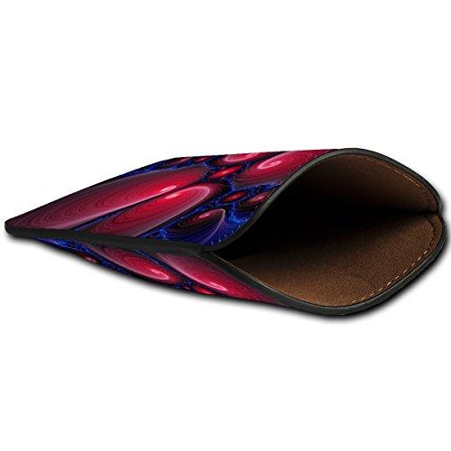 Sleeve Style Handy Tasche Case Schutz Hülle Schale Motiv Etui für Apple iPhone 6 / 6S - Sleeve UBS20 Design12 Design 5