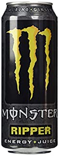 Monster Ripper Energy Plus Juice Can 500 Ml (Pack of 12) (B004Y5S93C) | Amazon price tracker / tracking, Amazon price history charts, Amazon price watches, Amazon price drop alerts