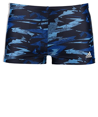 adidas Performance Herren Badehose navy/royal/weiß