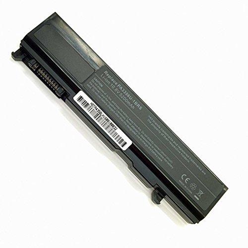 Akku neuen kompatibel für Toshiba 2BAS Tecra A10M2R10Notebook Qosmio F20Portege M300S100Satellite Pro S300U200Dynabook M10Series 6Zellen Li-Ion 10,8V 5200mAh Ringel in Beschreibung -