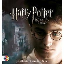 Harry Potter und der Halbblutprinz 2010. Postkartenkalender