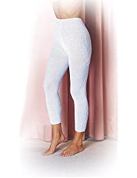 CALECON ACRYLIQUE ANTI FROID BLANC +++ TAILLE XL