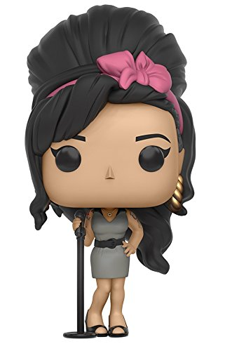 Funko - POP! Vinilo Colección Rocks - Figura Amy Winehouse (10685)