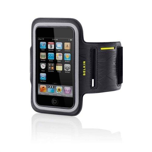 Belkin Dual Fit Armband (Belkin Dual Fit Armband für iPod touch schwarz)