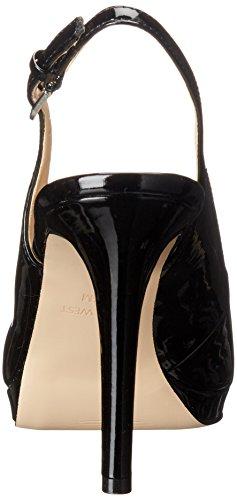 Nine West Emilyna Synthetic Kleid Pump Black