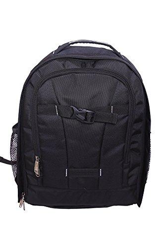 Objektiv-Kamera anpassbare Innen Rucksack Laptop-Tasche (cm105fbl) (Anpassbare Notebooks)