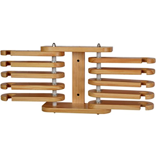 Pang Pang Weinregal-Massivholz Natürliche Wandfarbe Einfach und Modern Holzmaserung Klar Stark Und...
