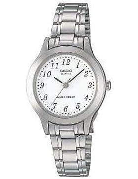 Casio Damen-Armbanduhr Analog Edelstahl LTP-1128A-7BEF