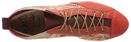 Femme 282288 Guad 76 Rouge Rouge Desert Pensare Kombi chilli 76 Boots Femme Guad Boots kombi Desert Think peperoncino 282288 qBv6vE
