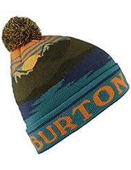 Burton Echo Lake Gorro, otoño/Invierno, Niños, Color Dusk, tamaño Talla única