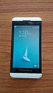 BlackBerry Z10 (white, 16GB)
