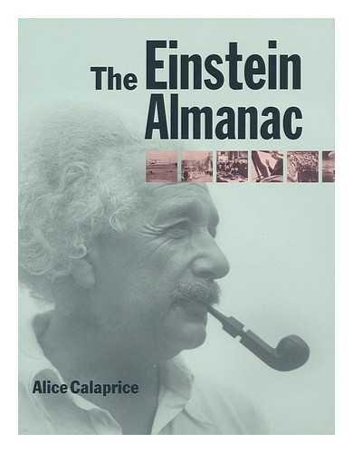 The Einstein Almanac / by Alice Calaprice